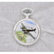 4680109 Aces of the Air Pocket Watches - Moment in Time - Junkers Ju88, Kent, August 1940