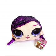 SBB LOL SURPRISE! SEQUIN SOFT TOY - SUPER B.B. 26CM