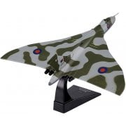 1:144 VN1 Avro Vulcan B2 XM607 Preserved RAF Waddington - Falklands War Bomber 1982 - Military Aircraft Scale Model