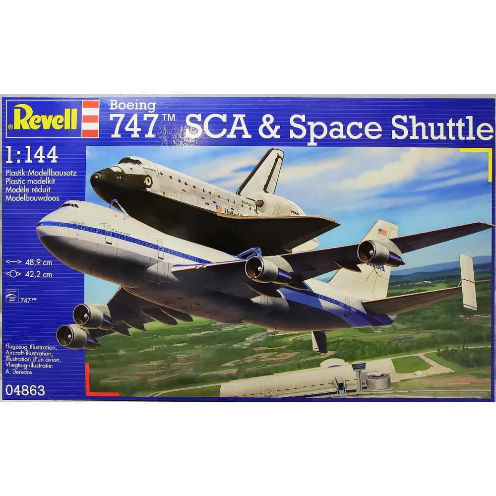 space shuttle model revell - photo #21
